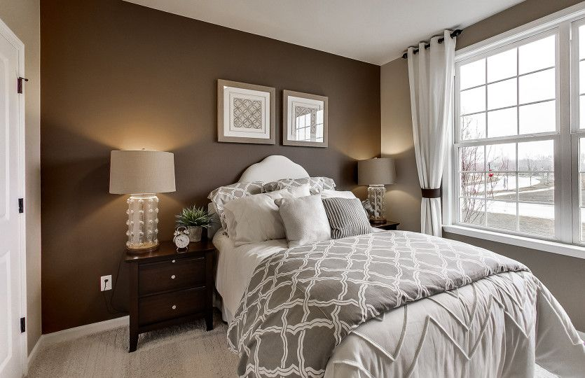 Bedroom featured in the Abbeyville By Del Webb in Indianapolis, IN