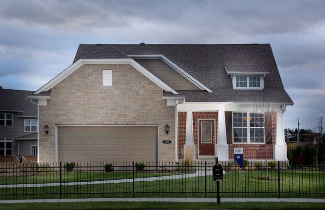 Exterior:Castle Rock Home Design