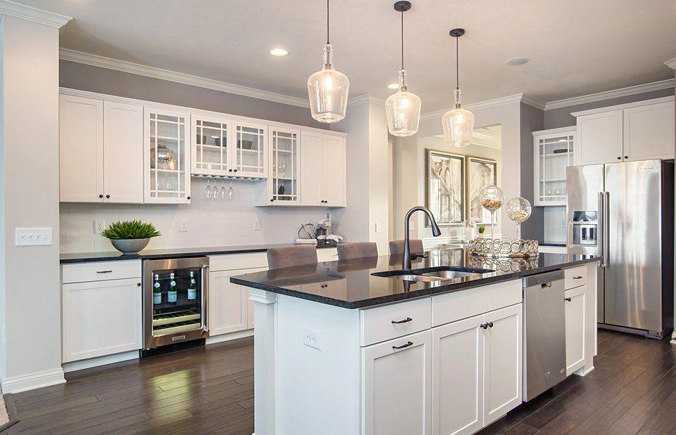 Kitchen-in-Castle Rock-at-Vandalia by Del Webb-in-Plainfield