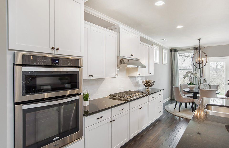 Kitchen featured in the Castle Rock By Del Webb in Indianapolis, IN