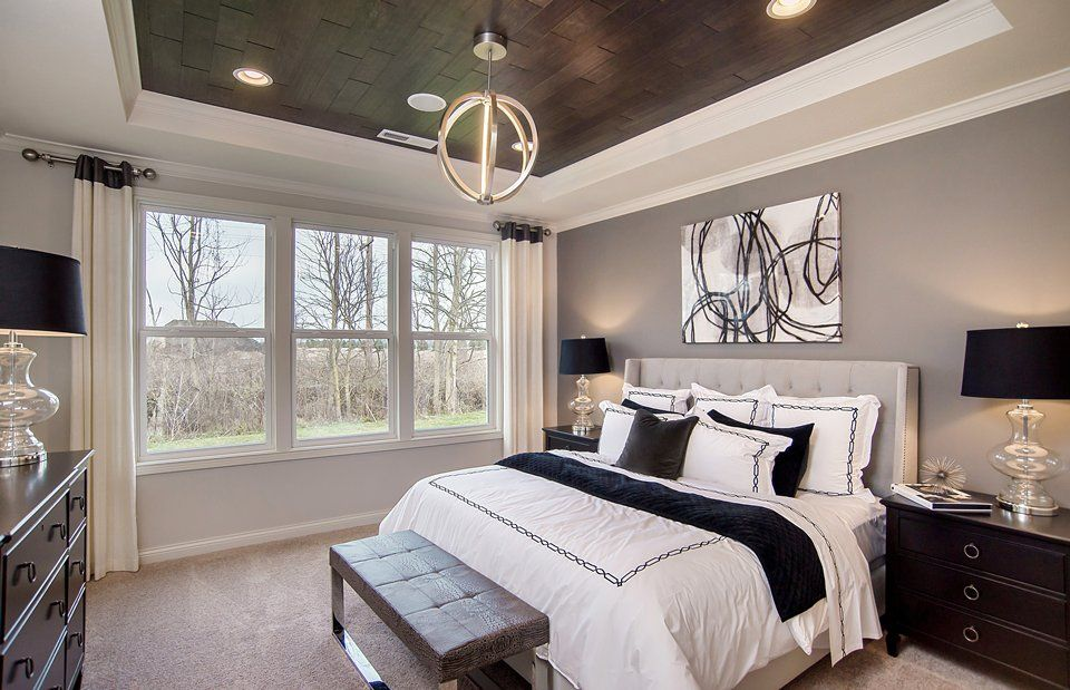 Bedroom featured in the Castle Rock By Del Webb in Indianapolis, IN