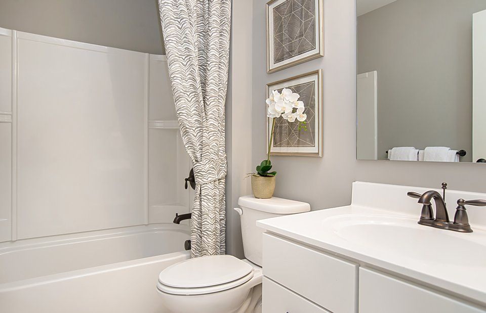 Bathroom featured in the Castle Rock By Del Webb in Indianapolis, IN