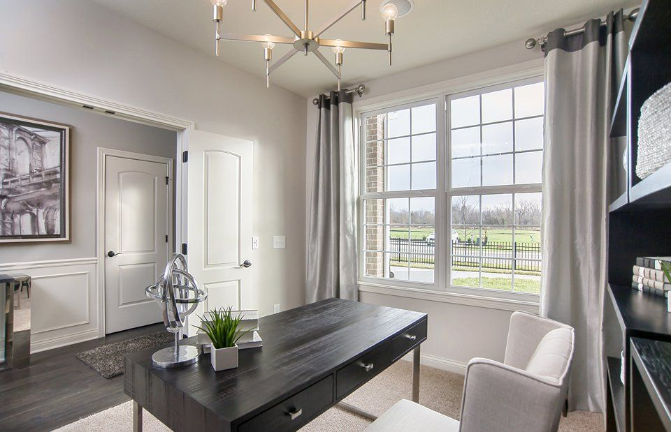 Living Area featured in the Castle Rock By Del Webb in Indianapolis, IN