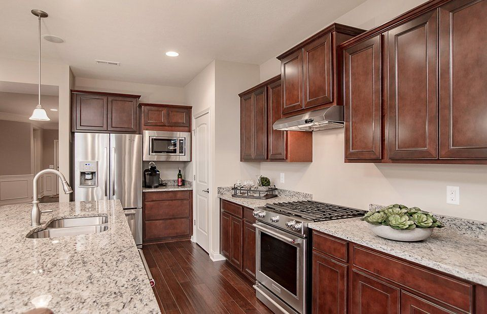 Kitchen-in-Ascend-at-Vandalia by Del Webb-in-Plainfield
