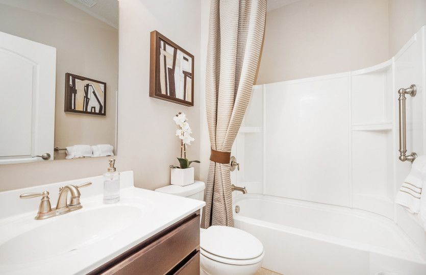 Bathroom featured in the Martin Ray By Del Webb in Indianapolis, IN