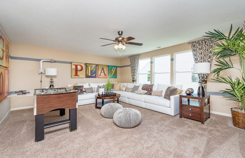 Living Area featured in the Martin Ray By Del Webb in Indianapolis, IN