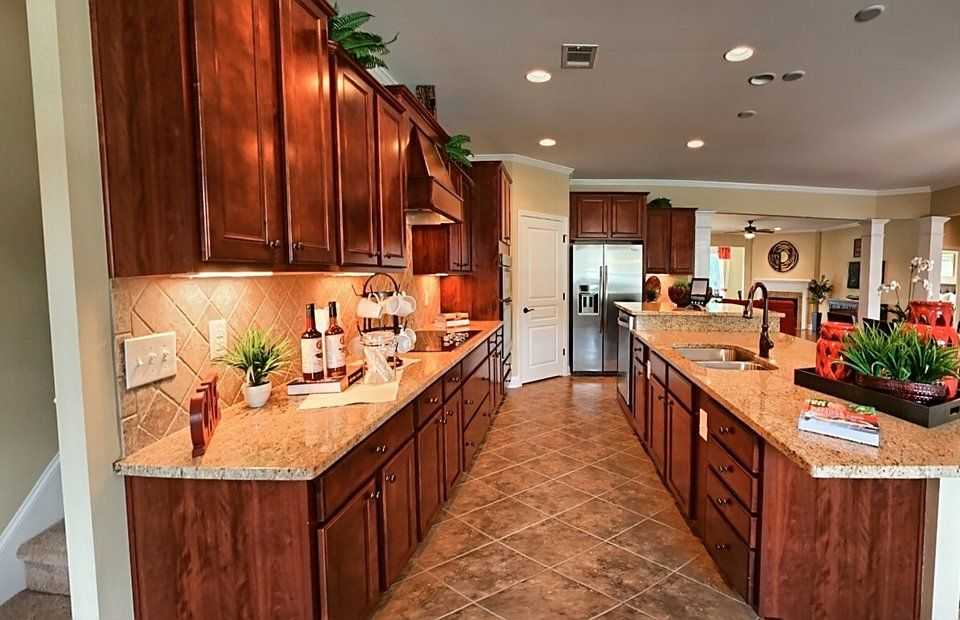 Kitchen featured in the Frederick Bay By Del Webb in Indianapolis, IN