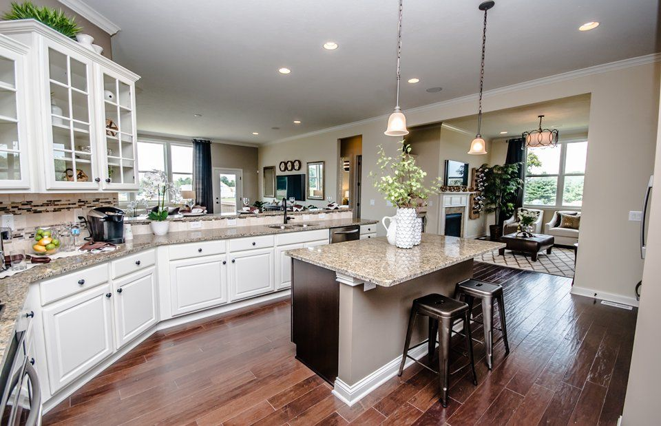 Kitchen featured in the Sonoma Cove By Del Webb in Indianapolis, IN