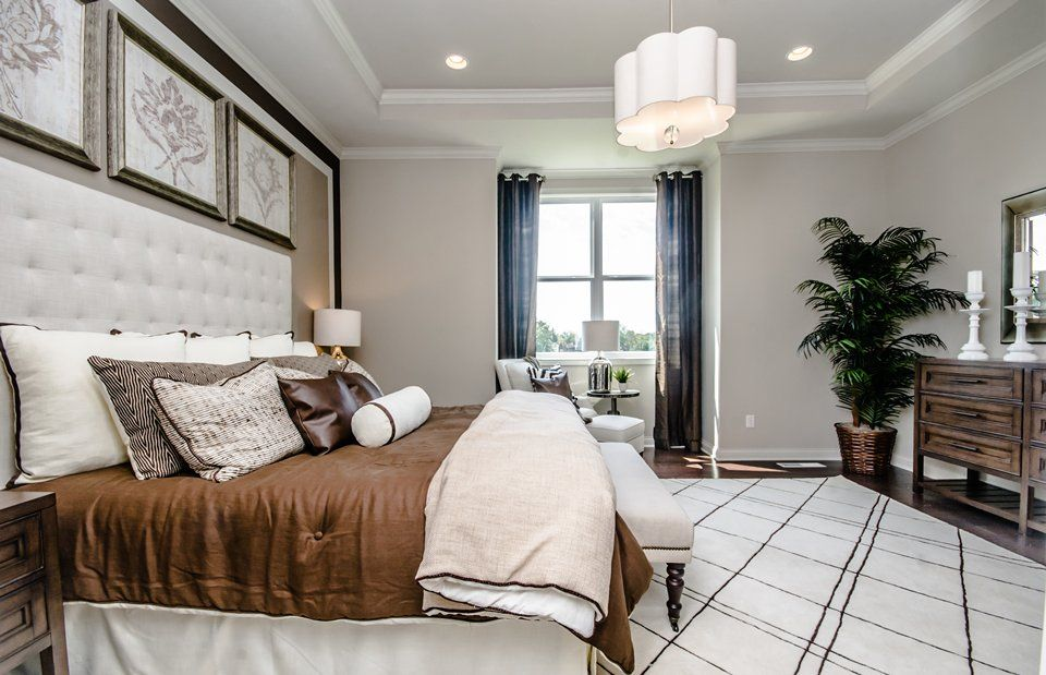 Bedroom featured in the Sonoma Cove By Del Webb in Indianapolis, IN