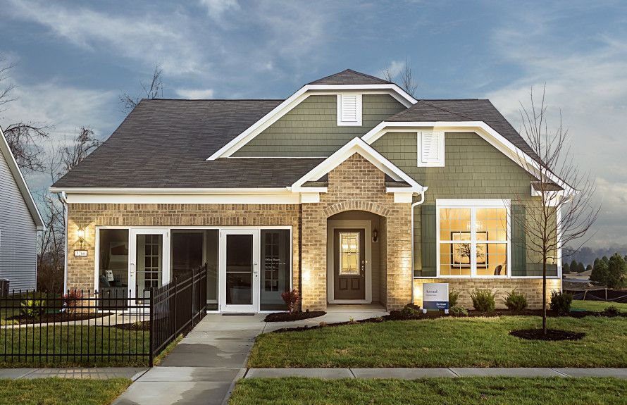 Indianapolis New Home 55 Amp Active Adult Communities
