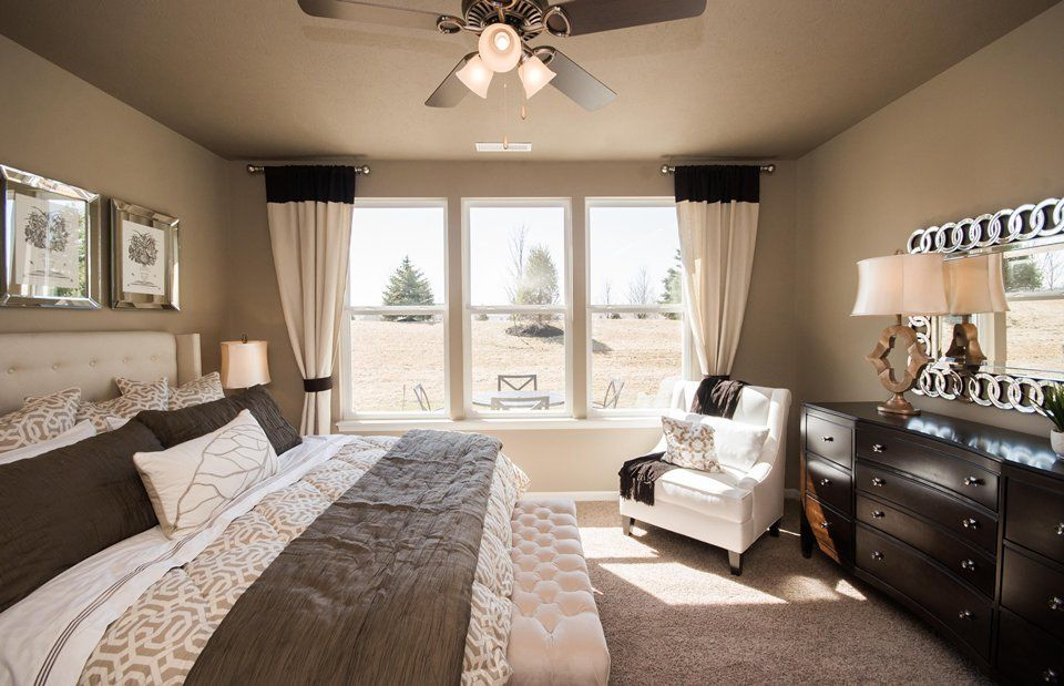 Bedroom-in-Martin Ray-at-Vandalia by Del Webb-in-Plainfield