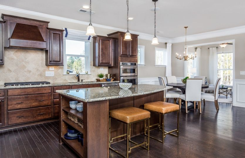 Kitchen featured in the Abbeyville By Del Webb in Raleigh-Durham-Chapel Hill, NC