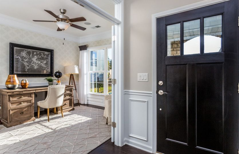 Living Area featured in the Castle Rock By Del Webb in Raleigh-Durham-Chapel Hill, NC