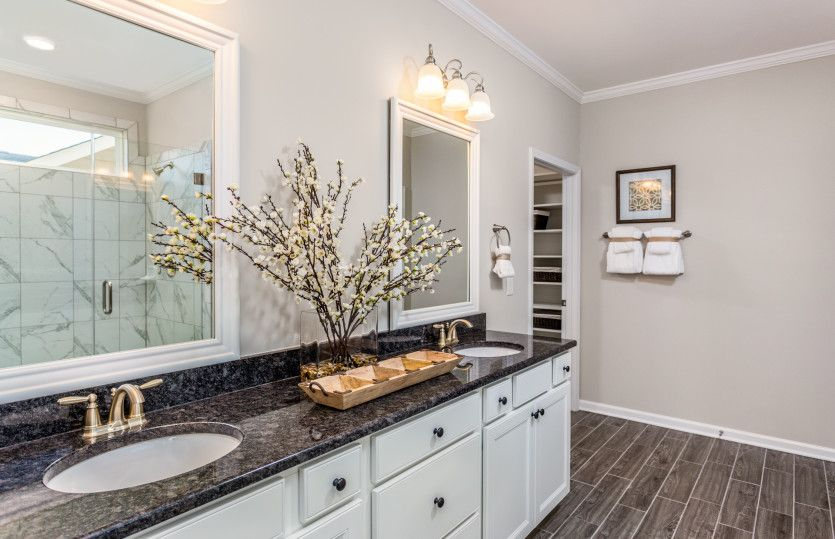 Bathroom featured in the Castle Rock By Del Webb in Raleigh-Durham-Chapel Hill, NC