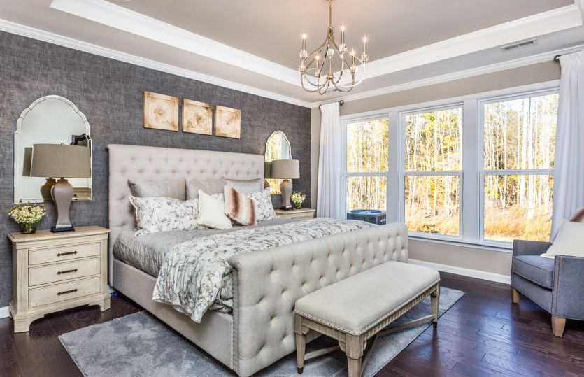 Bedroom featured in the Castle Rock By Del Webb in Raleigh-Durham-Chapel Hill, NC