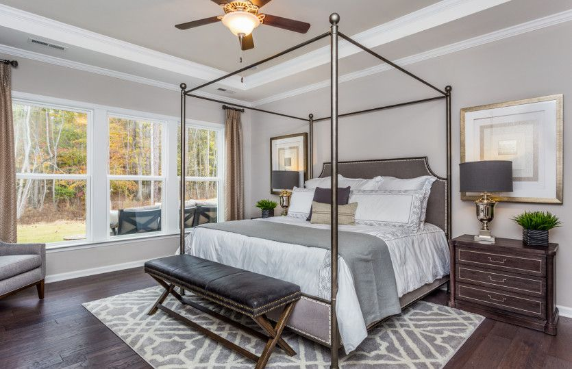 Bedroom featured in the Napa Valley By Del Webb in Raleigh-Durham-Chapel Hill, NC