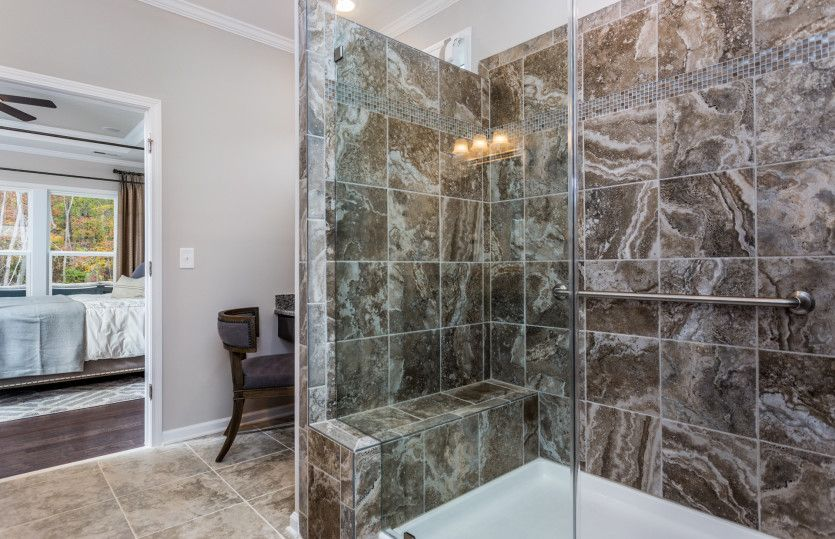 Bathroom featured in the Napa Valley By Del Webb in Raleigh-Durham-Chapel Hill, NC