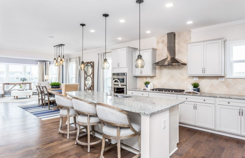 Kitchen featured in the Candler By Del Webb in Raleigh-Durham-Chapel Hill, NC