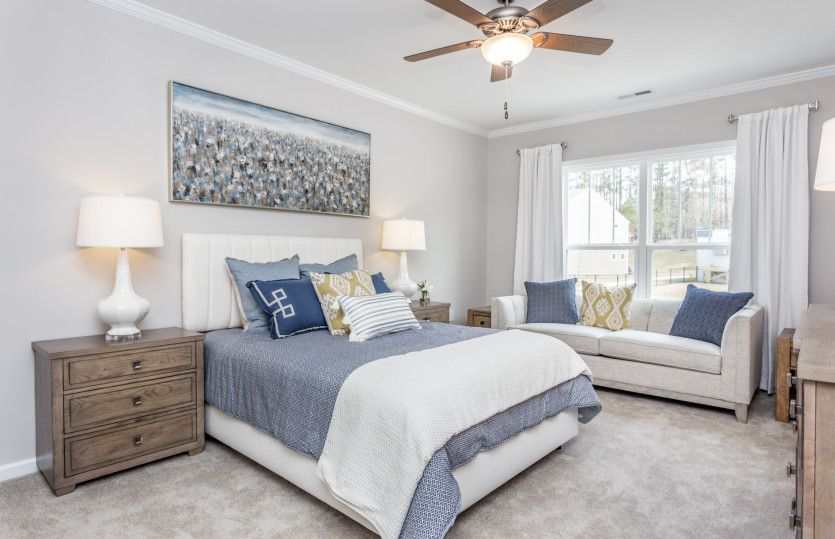 Bedroom featured in the Candler By Del Webb in Raleigh-Durham-Chapel Hill, NC
