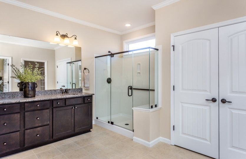 Bathroom featured in the Candler By Del Webb in Raleigh-Durham-Chapel Hill, NC