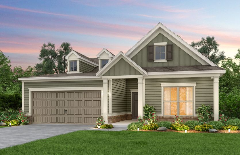 Exterior featured in the Summerwood By Del Webb in Myrtle Beach, SC