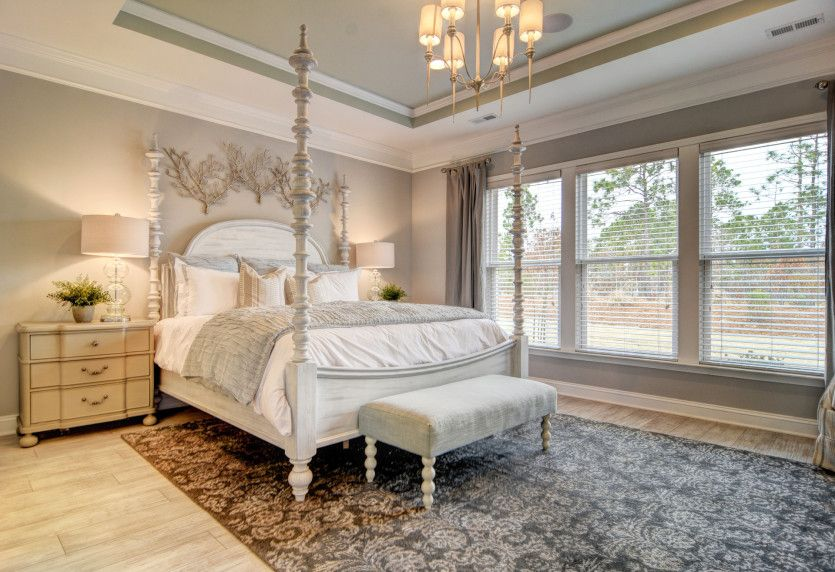 Bedroom featured in the Sonoma Cove By Del Webb in Myrtle Beach, SC