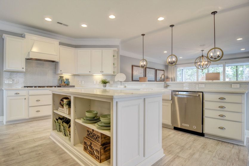 Kitchen featured in the Sonoma Cove By Del Webb in Myrtle Beach, SC