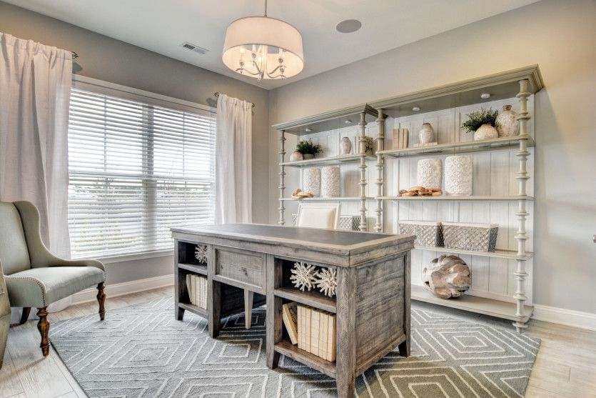 Living Area featured in the Sonoma Cove By Del Webb in Myrtle Beach, SC