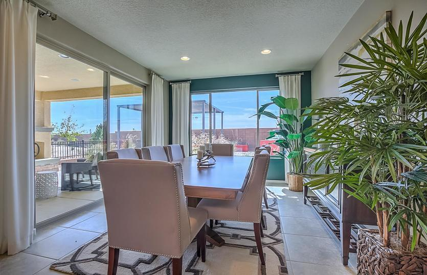 Living Area featured in the Sanctuary By Del Webb in Albuquerque, NM