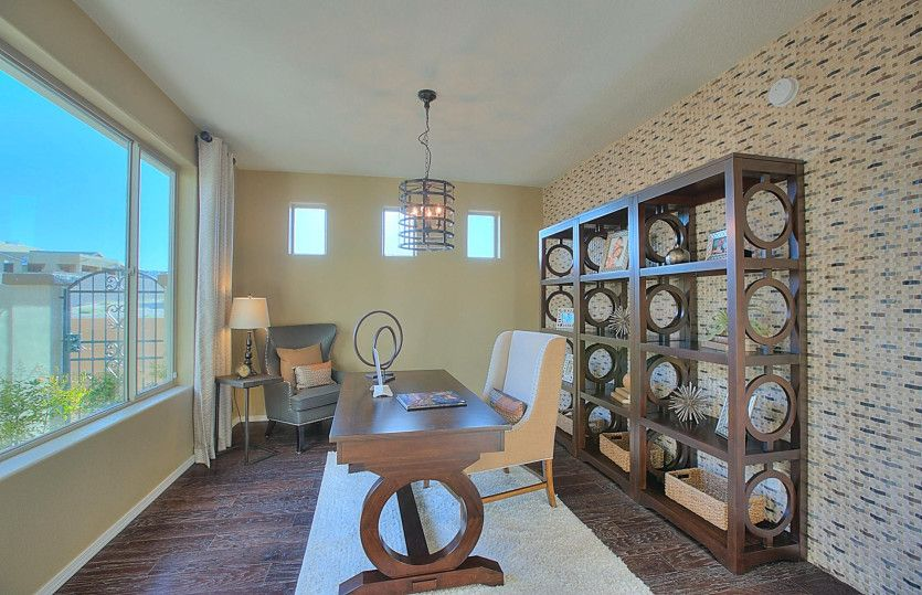 Living Area featured in the Haven By Del Webb in Albuquerque, NM