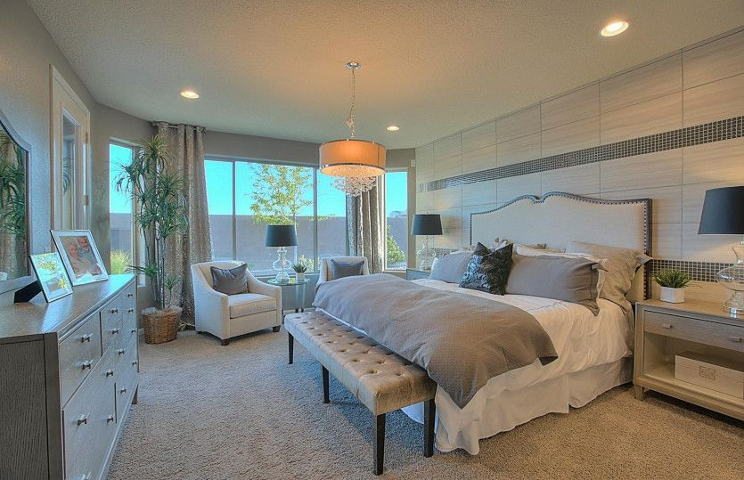 Bedroom featured in the Preserve By Del Webb in Albuquerque, NM