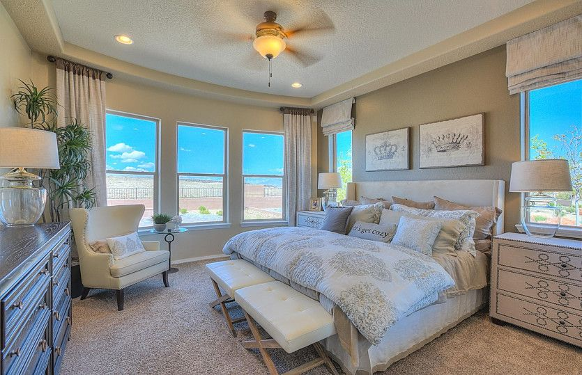 Bedroom featured in the Pursuit By Del Webb in Albuquerque, NM