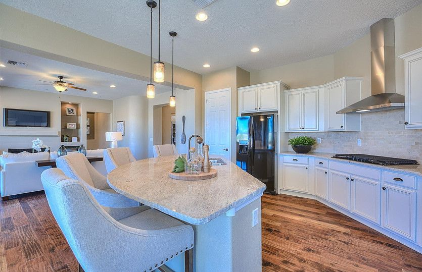 Kitchen featured in the Pursuit By Del Webb in Albuquerque, NM
