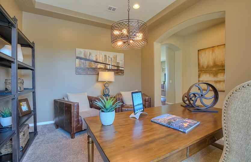 Study-in-Serenity-at-Del Webb at Mirehaven-in-Albuquerque
