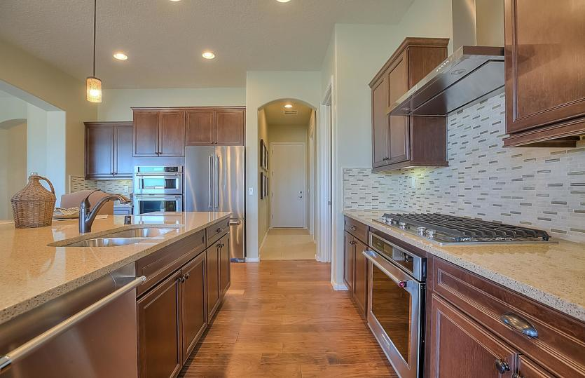 Kitchen featured in the Serenity By Del Webb in Albuquerque, NM