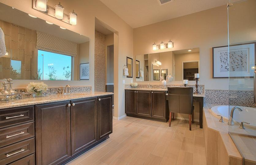 Bathroom featured in the Endeavor By Del Webb in Albuquerque, NM
