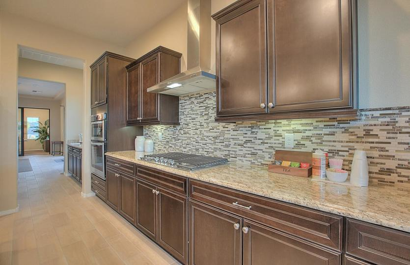 Kitchen featured in the Endeavor By Del Webb in Albuquerque, NM