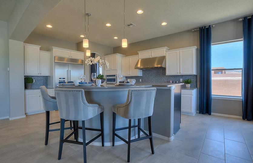 Kitchen-in-Journey-at-Del Webb at Mirehaven-in-Albuquerque