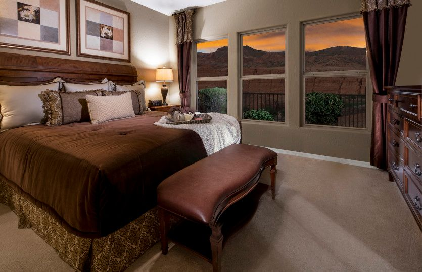 Bedroom-in-Lilac-at-Sun City Mesquite-in-Mesquite