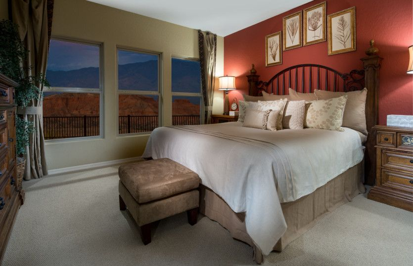 Bedroom-in-Aster-at-Sun City Mesquite-in-Mesquite