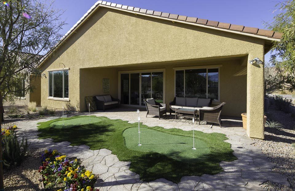 Exterior featured in the Haven By Del Webb in Las Vegas, NV