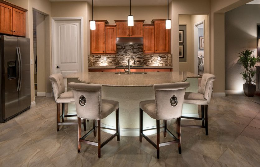 Kitchen featured in the Serenity By Del Webb in Las Vegas, NV