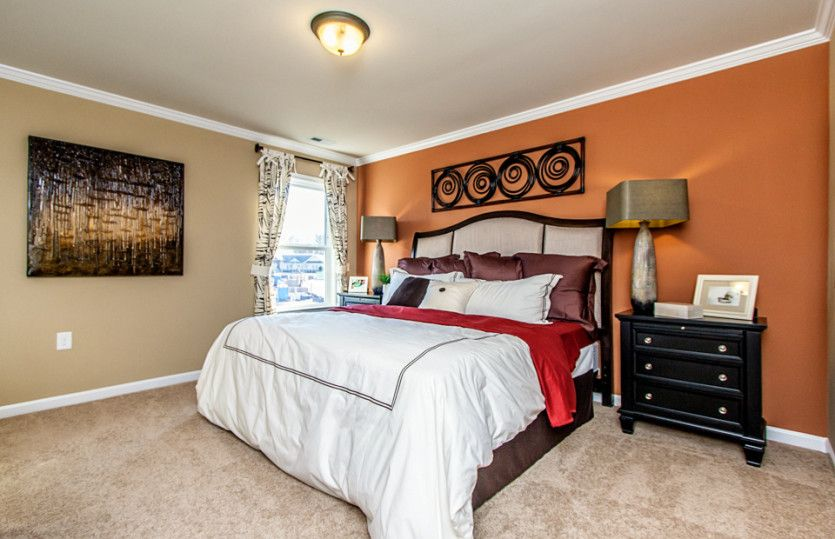 Bedroom featured in the Senoia By Del Webb in Columbus, OH