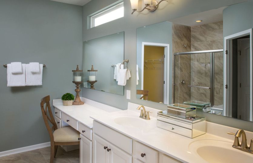 Bathroom featured in the Ascend By Del Webb in Columbus, OH