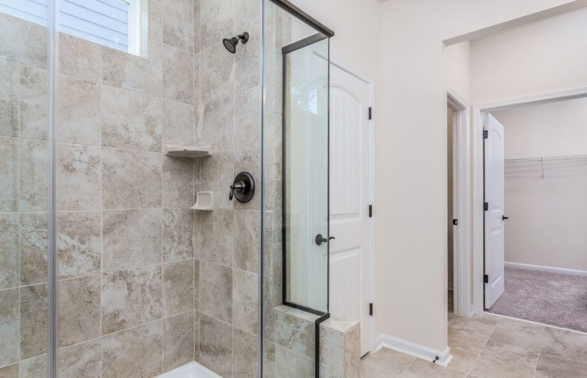 Bathroom featured in the Eastway By Del Webb in Columbus, OH