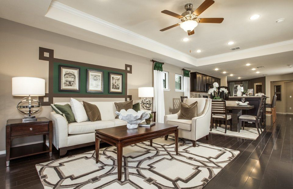 Greatroom-and-Dining-in-Steel Creek-at-Del Webb Charleston at Nexton-in-Summerville