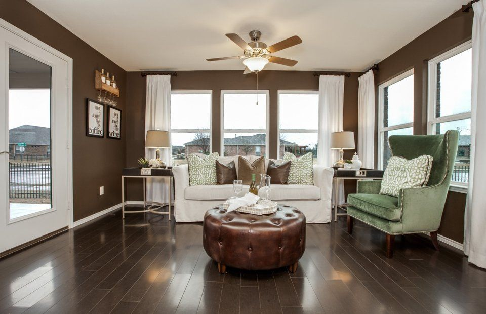 Living Area featured in the Steel Creek By Del Webb in Charleston, SC