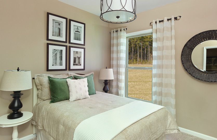 Bedroom featured in the Taft Street By Del Webb in Charleston, SC