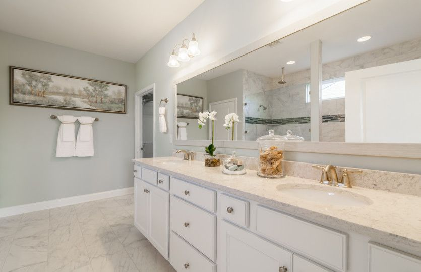 Bathroom featured in the Castle Rock By Del Webb in Charleston, SC