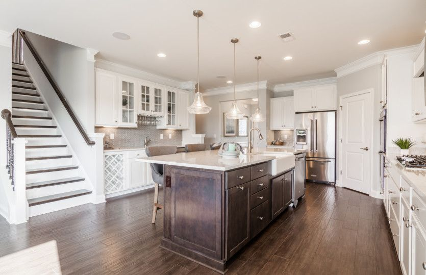 Kitchen-in-Castle Rock-at-Del Webb Charleston at Nexton-in-Summerville